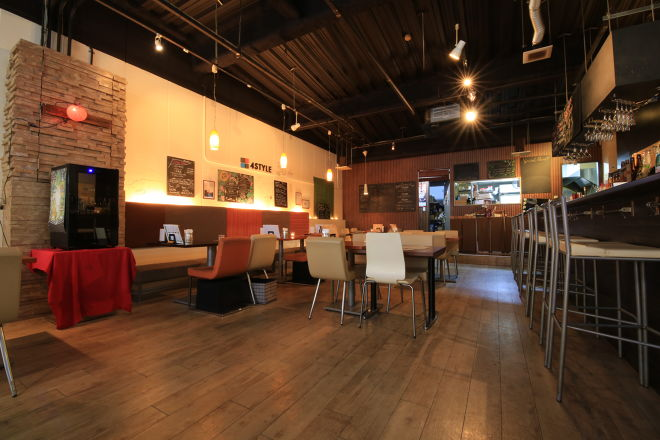 CAFE DINING 4STYLE_4