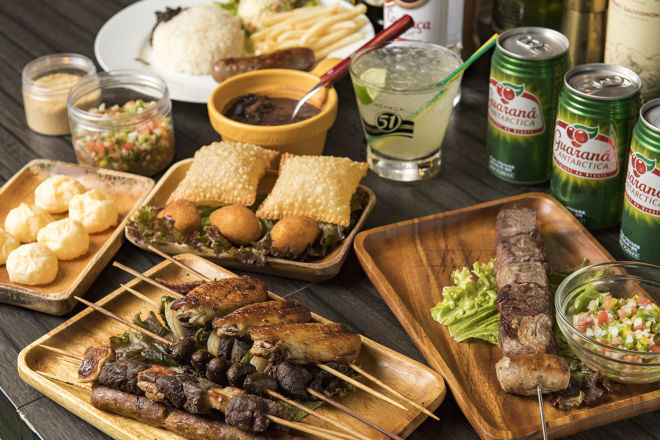 Brasil Dining NossA