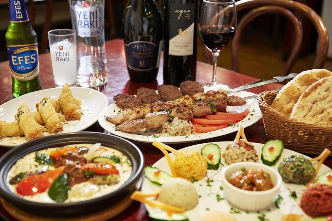 トルコ料理 トプカプ 丸の内店