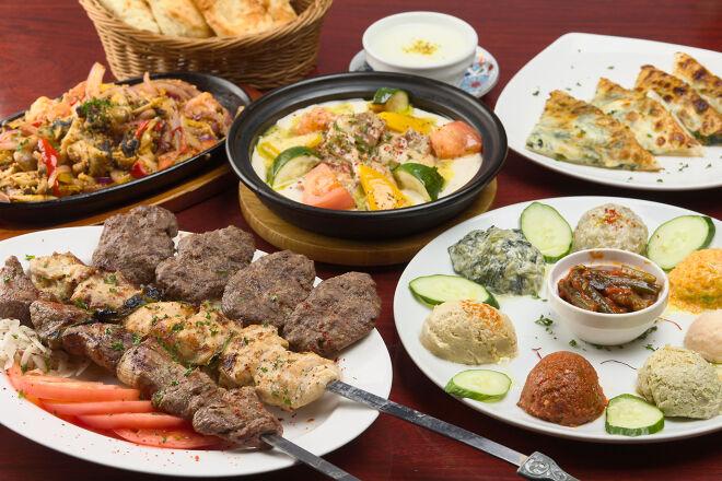 トルコ料理 トプカプ_9