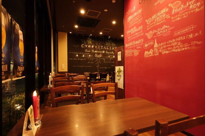 Trattoria & Bar Over_33