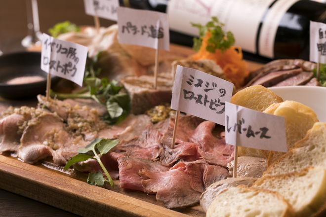 肉酒場 ビストロ男前_6