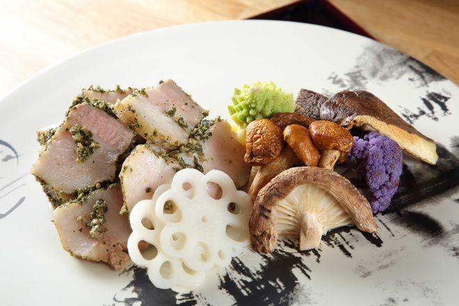 日本料理 楽只_15