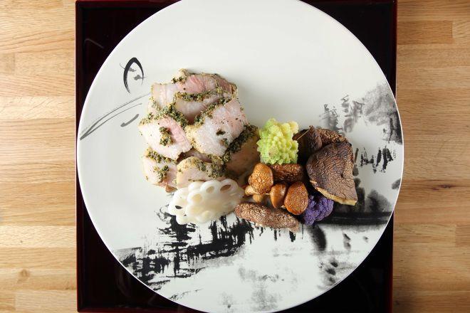 日本料理 楽只_20
