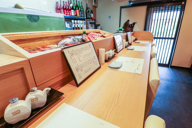 活魚料理×魚串 ほそみ_5