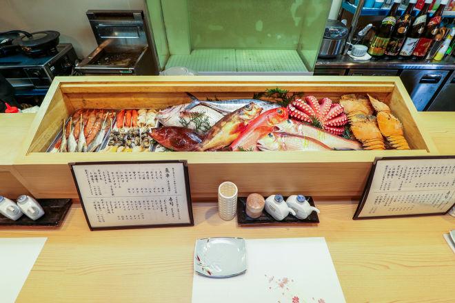 活魚料理×魚串 ほそみ_6