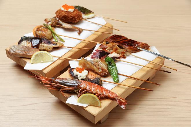 活魚料理×魚串 ほそみ_13