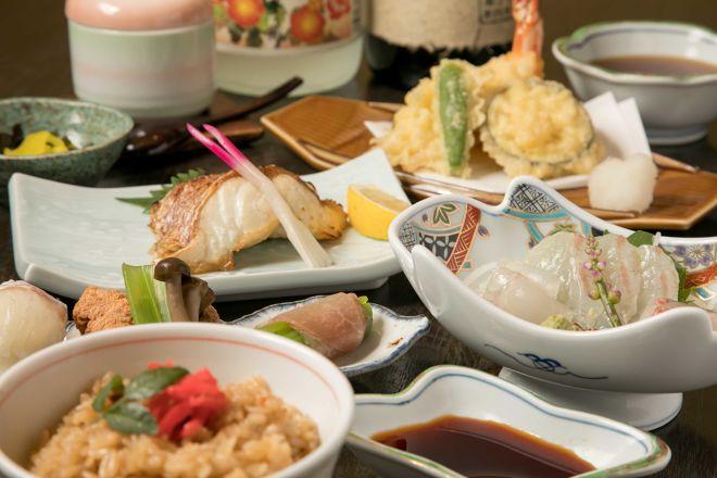 旬魚菜 きし本