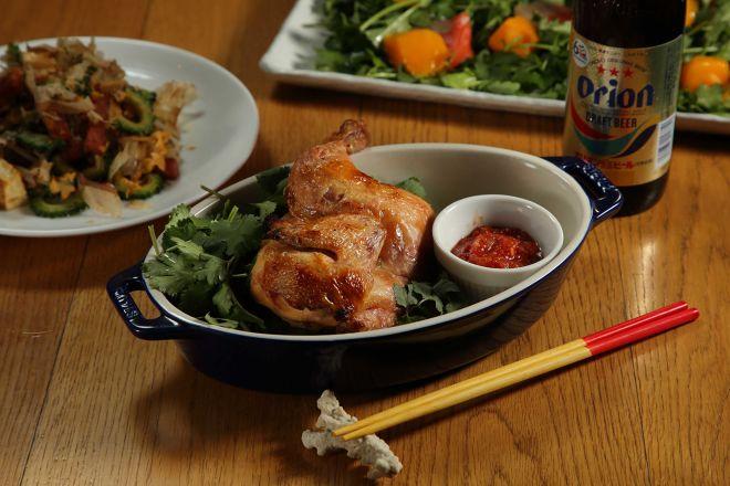 沖縄料理とパクチー うるま食堂 Ebisu