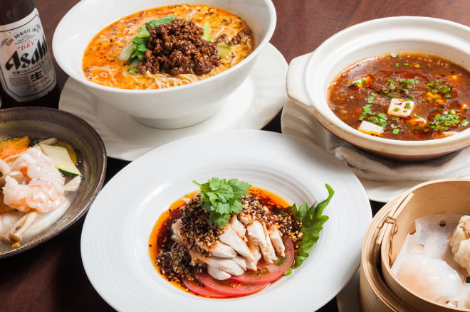 中華料理 HACHI