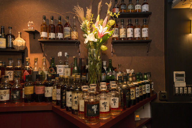 japanesewhisky&spirits Bar蕾_3