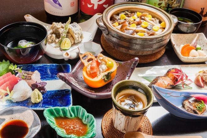 日本料理 中三川