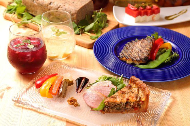fruit cocktail&italian kitchen Cuore_13