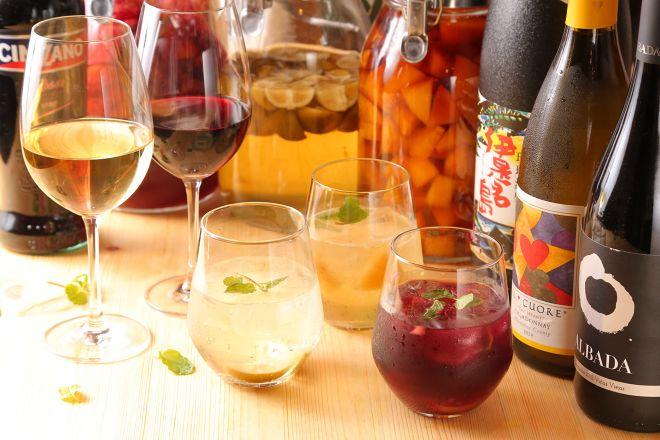 fruit cocktail&italian kitchen Cuore_21