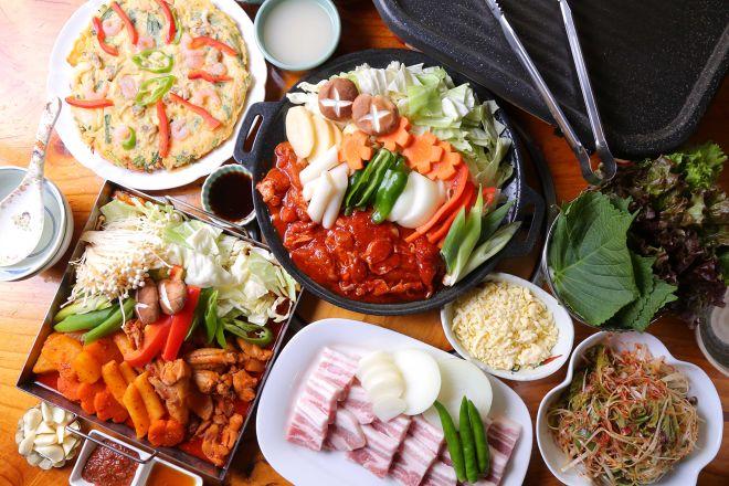 韓国料理 吉祥