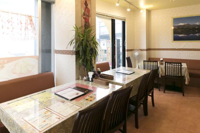 Oasis indian Restaurant 大森町店_1