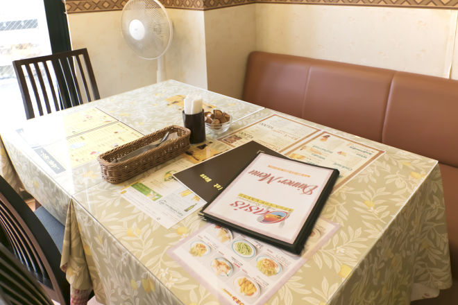Oasis indian Restaurant 大森町店_2