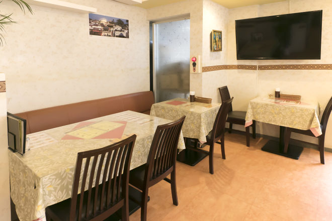 Oasis indian Restaurant 大森町店_3