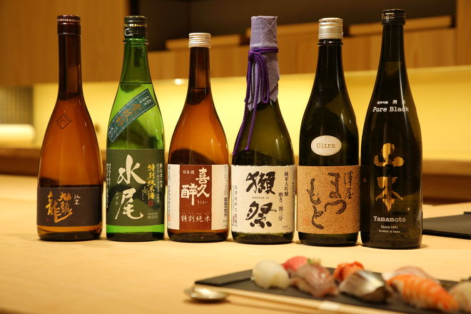 【閉店】Sushi Zo Tokyo_11