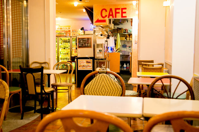サクラカフェ&レストラン 池袋_7