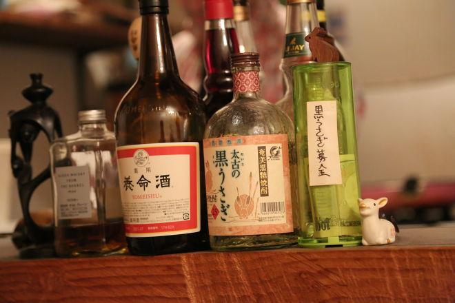 Bar 黒うさぎ_13