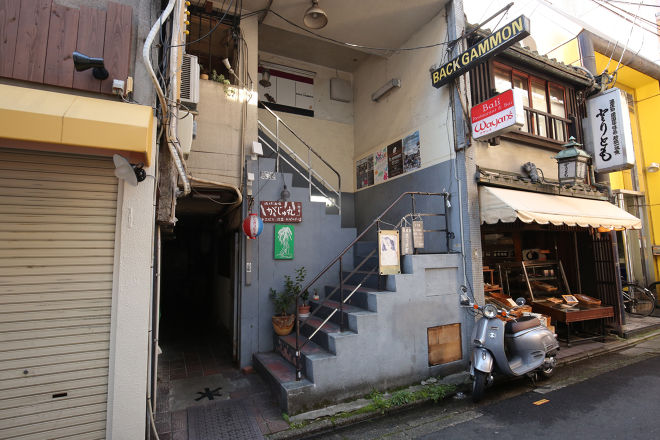 Bar 黒うさぎ_21