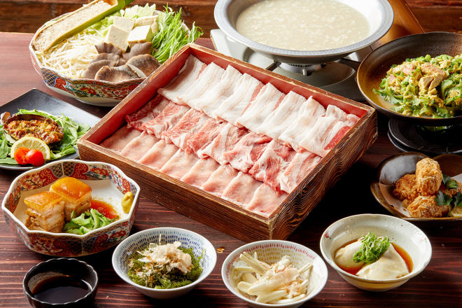 沖縄料理 金魚hanare