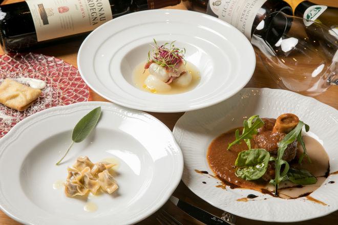 イタリア料理店 nakamuraya