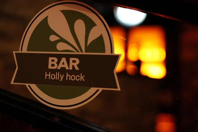Holly hock BAR_20