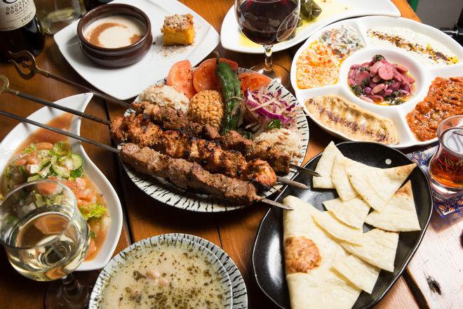 トルコ料理 ドルジャマフセン