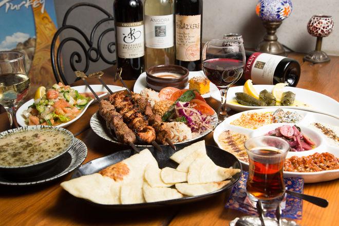 トルコ料理 ドルジャマフセン_16