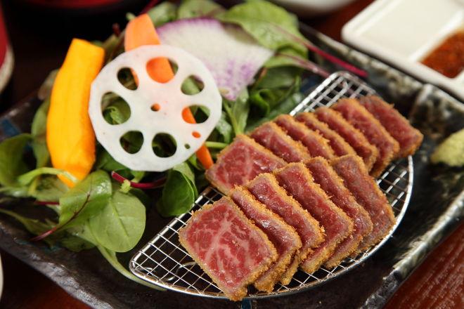牛かつ・サラダバー あおな グランディオ蒲田店