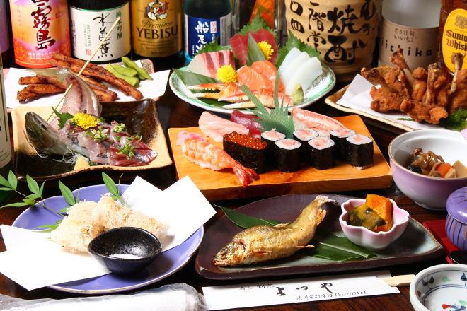 寿司割烹 よつや