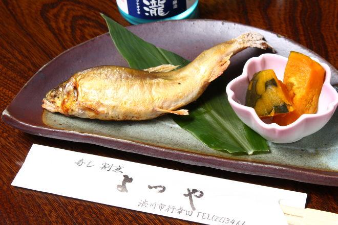 寿司割烹 よつや_15