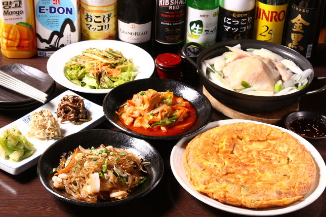 韓国料理 縁