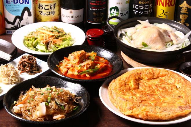 韓国料理 縁_15