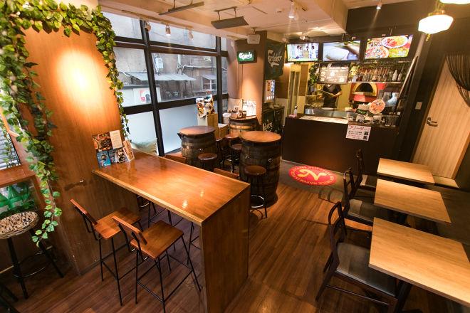 PIZZA&CAFFE Napoli's 赤坂一ツ木通り店_1