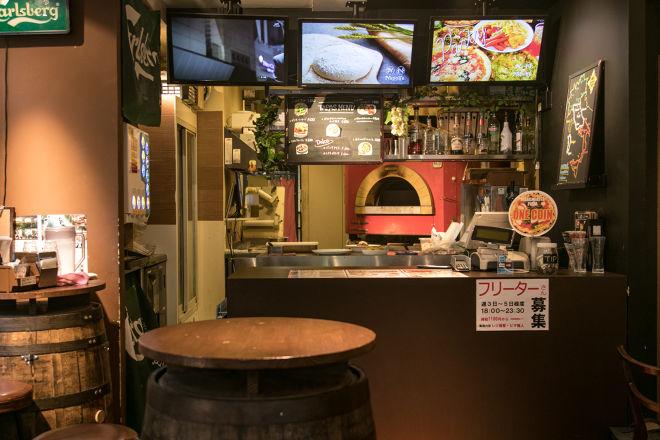 PIZZA&CAFFE Napoli's 赤坂一ツ木通り店_4