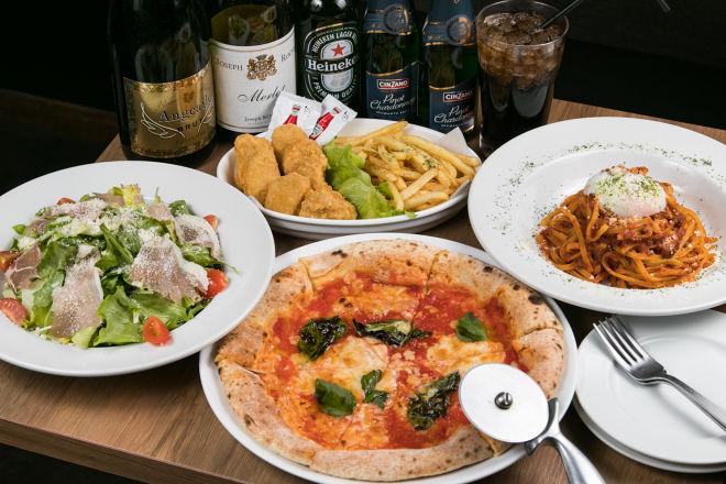 PIZZA&CAFFE Napoli's 赤坂一ツ木通り店