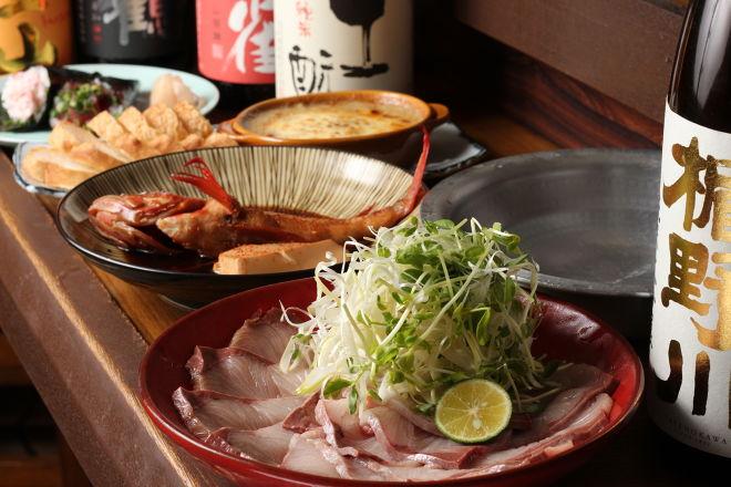 旬の魚と旨い酒 山田食堂_9