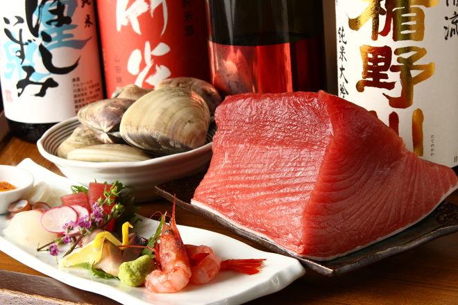 旬の魚と旨い酒 山田食堂_26