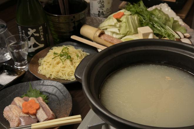 炭火焼鶏料理 萬鶏路_9