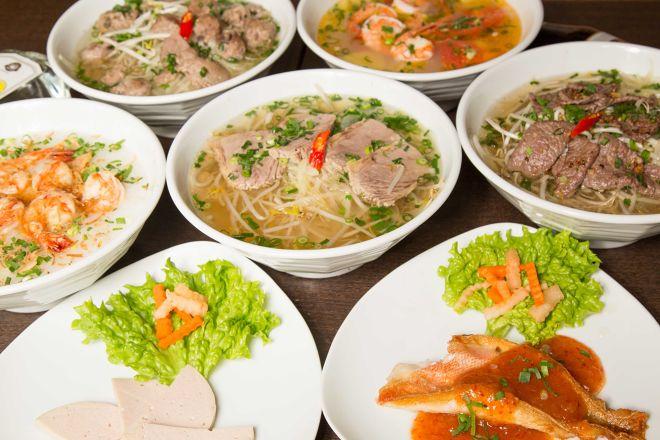 ベトナムレストラン イエローバンブー 飯野ビル店