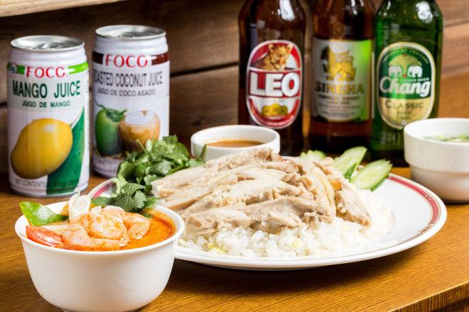 タイ屋台料理 Thai Food STATION