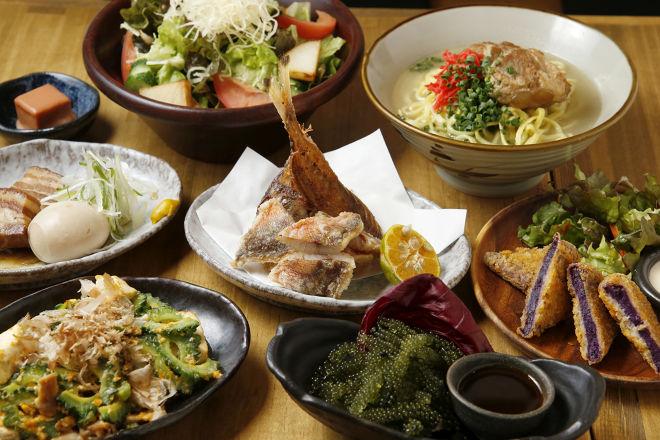 はりくやまく 沖縄料理
