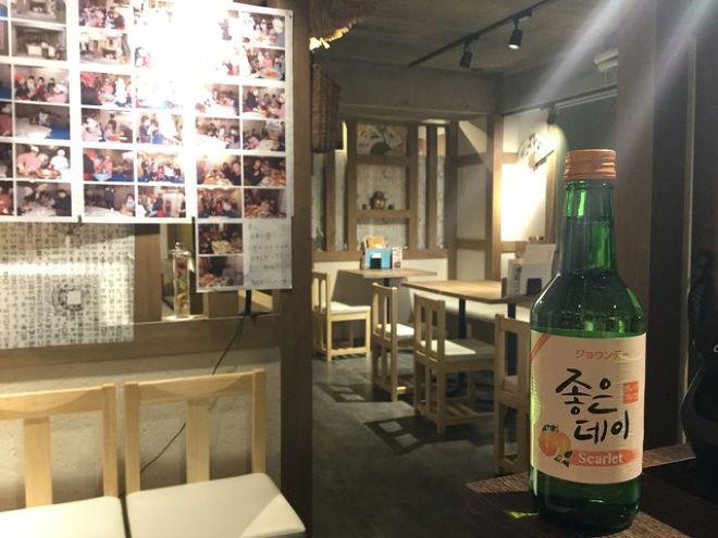 韓国家庭料理 高利亜_1