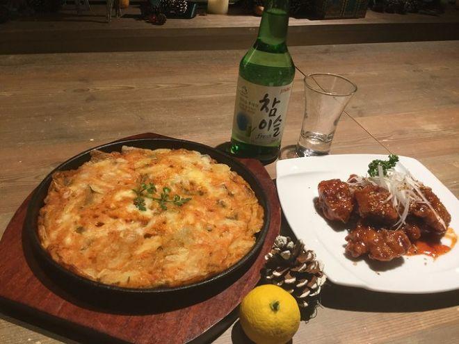 韓国家庭料理 高利亜