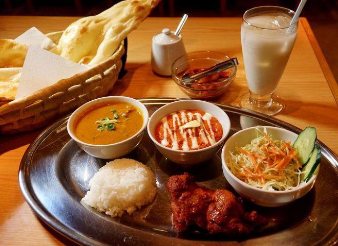 インド 料理 スリヤ