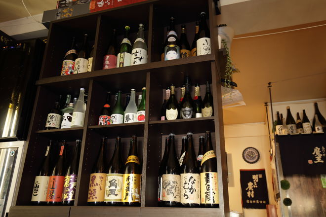 焼酎bar 壱_4