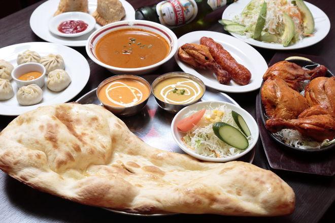 インドネパール料理 ダイマス